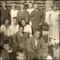 Госпиталь № 1509. г. Барнаул, 1944 г.